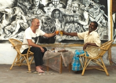 Atelier, Kotakupam, 2009, Inde.