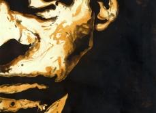 Nick Cave, 2010, gravure Aquatinte sur papier arche, 75X105 cm, 2010, édition limitée.