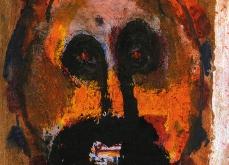 Slave, huile sur papier, 30X40 cm. Collection privée.