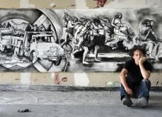 Atelier, Ivry s/seine 2016.Photo, Bertrand Rieger.