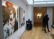 Monstre toi, 2010, vue de l'exposition, galerie Polad Hardouin, Paris.