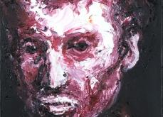 Rubedo, 2010, huile sur toile, 27X33cm, collection privée.