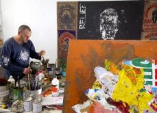 Atelier, 2004, Paris.