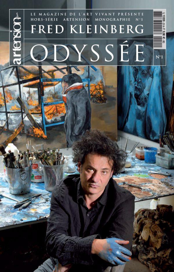 Sortie en kiosque du hors-série ODYSSÉE - Artension Magazine
