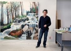 Projet 'Furania', 2013/2014, atelier résidence à  ST Étienne.