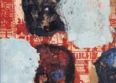 ACTE II D'obscénité et de fureur. Préface par Itzhak Goldberg. Catalogue d'exposition Galerie P.Friedland & A.Rivault.