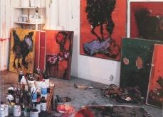 Fred Kleinberg, peinture 2001. Préface Emmanuel Dayde.