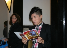 Chinese feast, Vernissage, 2012, Hong Merchant Gallery, Shanghai, Chine.
