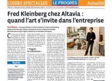 Le Progrès-Lyon 10/2014