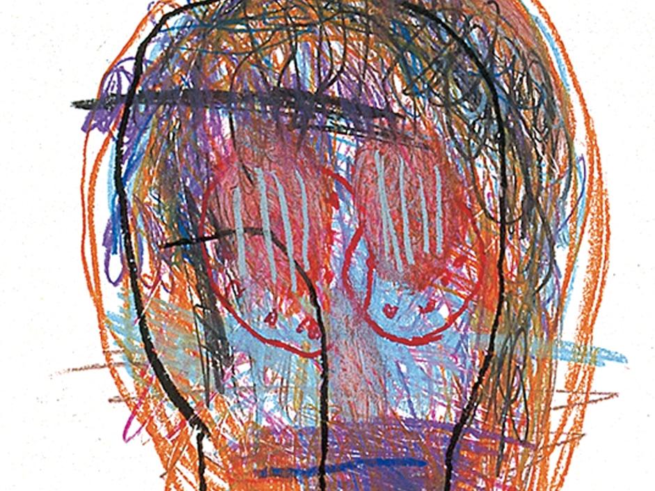 Peintures 1999 – 2000 / La mémoire au corps