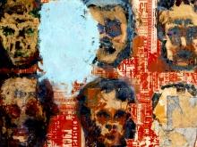 Peintures 2001 – 2003 / D'obscénité et de fureur