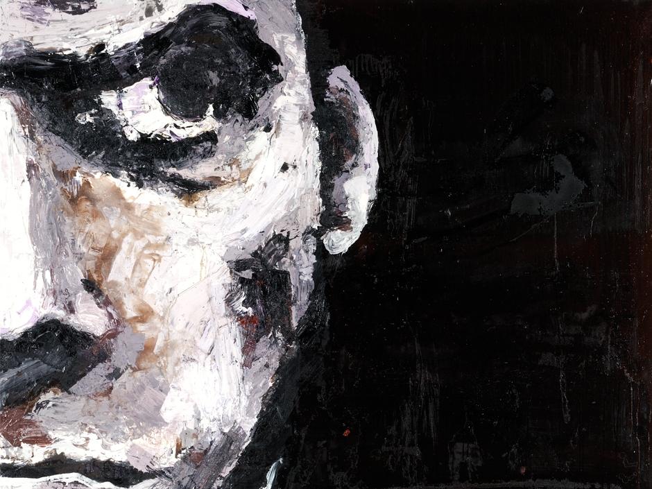 Peintures 2007 – 2009 / Monstre-toi