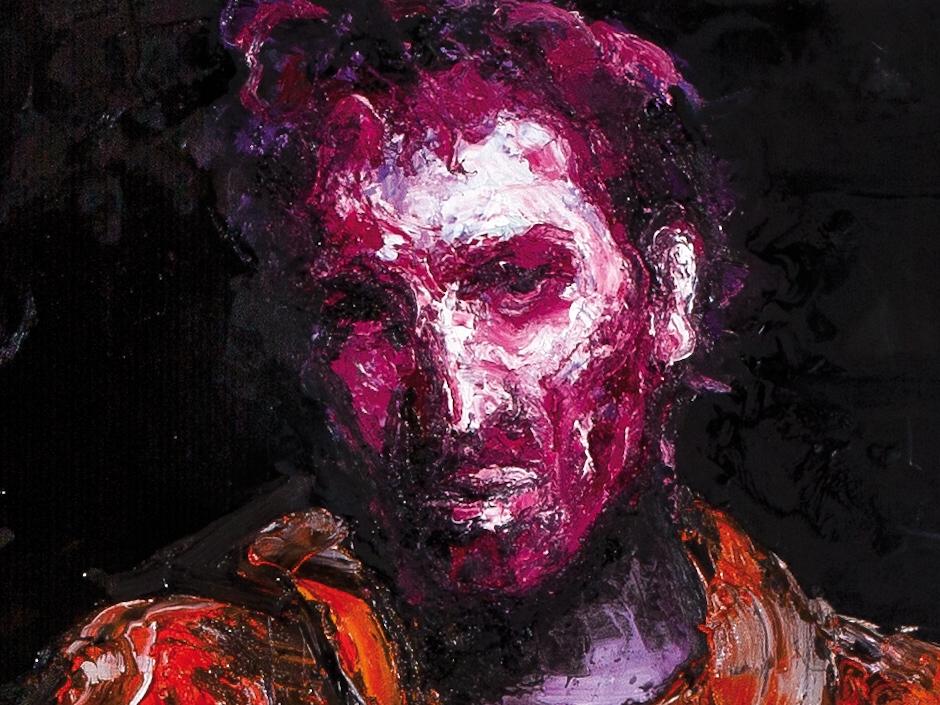 Peintures 2010 – 2012 / Baroque Flesh