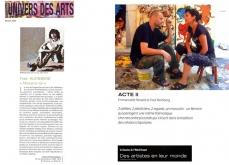 Univers des Arts 02/2007- Gazette de l'hôtel Drouot 05/2008