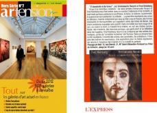 Couv, Hors série Artension 2012 - L'express  5/2003