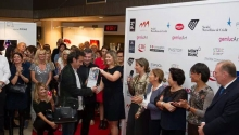 GemlucArt,1er prix du Concours International d'Art Contemporain de Monte-Carlo