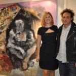 Axelle Comte, Galerie Adriano Ribolzi et Fred Kleinberg