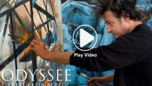 Odyssée –  Exposition officielle de la foire Art Élysées du 19/23 oct 2017