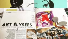 Parution de presse Odyssée – Septembre 2017