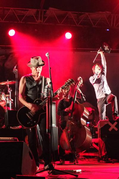 Concert , live 2014.