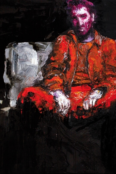 Vanishing act, huile sur toile,150x195 cm, 2009. Collection privée