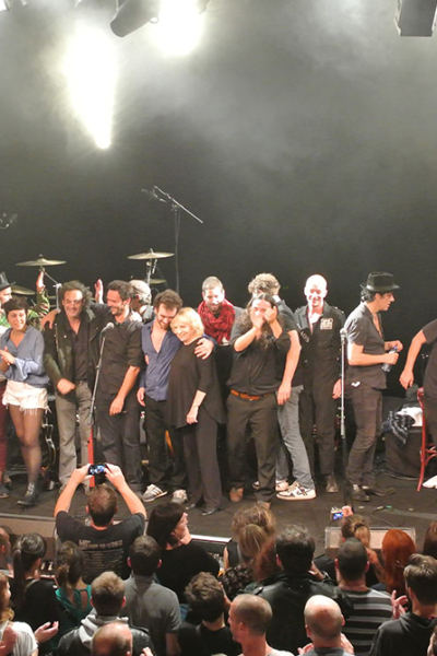 Concert, live 2014.