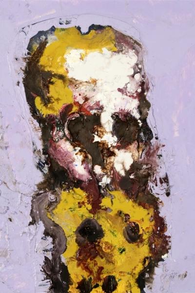 VanitéII, huile sur toile 20x30 cm, 2001. Collection privée.
