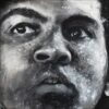 Mohamed ali impression pigmentaire fred kleinberg art edition 50x70