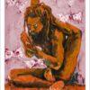 Yogi, 2021, impression encre pigmentaire, 30x40 cm, Fred Kleinberg, art édition.